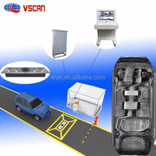 IP68 weather-proof UVSS and UVIS Under vehicle scanning system