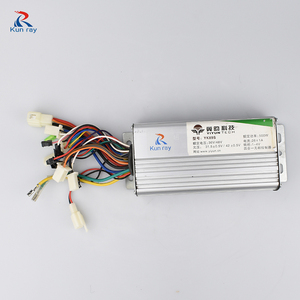 kunray YK89S 500W 36V 48v Electric Bike Motor Controller Programmable Ananda Brushless Electric Bike Controller