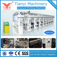 ASYTY-E Series Multicolor Gravure Printing Machine