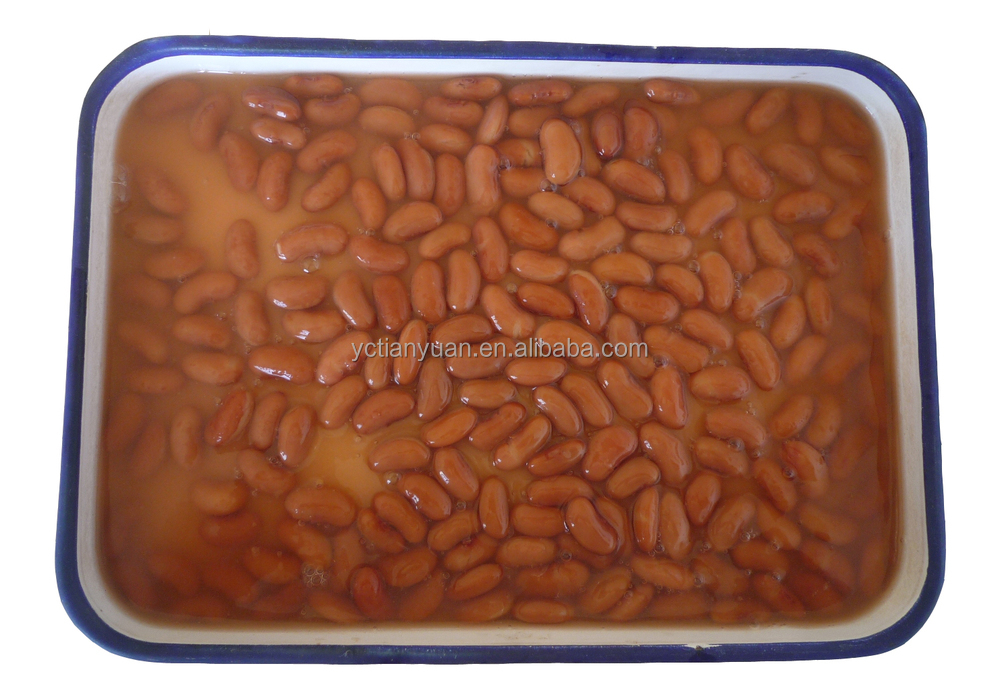 Chinese wholesale cheap canned red kidney beans to Yemen market