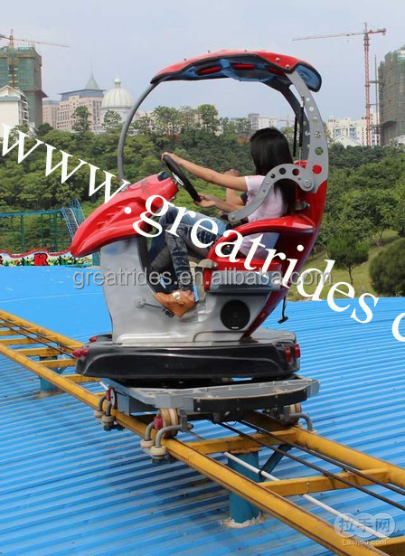 cheap roller coaster equipment space walk play game rides