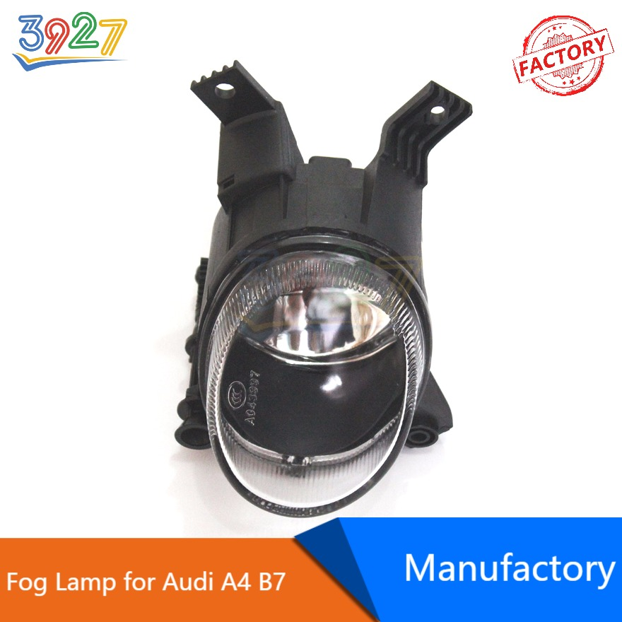 Auto Car Front Bumper Fog Lamp / Light Assembly for Audi A4 B7 2005 - 2008