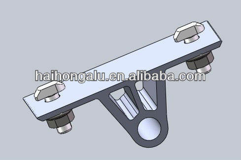 Adjustable Solar Mounting Product/frame fixed foot/ Solar Mounting Bracket