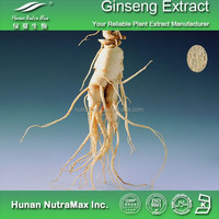 100% Natural Panax ginseng extract powder