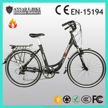 Aluminum Alloy Frame China Quality High Power Brushless Motor Electric Bike