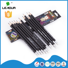 Most popular custom printed wooden pencil with diamond