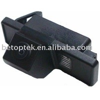 Distance line function Car camera for Peugeot 307(2 Carriage), 307CC, 408, no need to drill hole