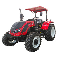 Factory supply large power YTO engine 100 hp 4 WD farm tractor