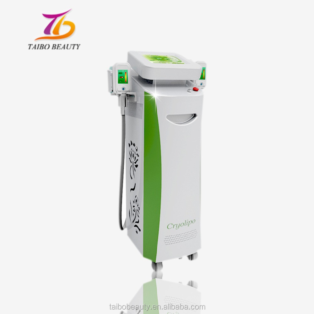 Weight loss slimming products 2016 Double Heads Cryolipolysis machine/vacuum cryotherapy fat freeze machine/cycling machine