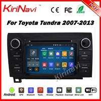 "Kirinavi WC-TT7067 7"" android 5.1 touch screen car radio gps for toyota tundra 2007-2013 multimedia system WIFI 3G BT Play Store"