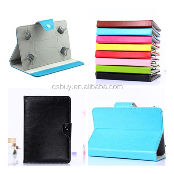 "Crystal Leather Stand Universal <strong>Tablet</strong> PC 10"" Case for iPad etc."