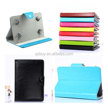 "Crystal Leather Stand Universal Tablet PC 10"" Case for iPad etc."