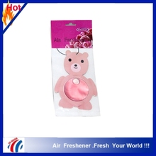 hot sale 5ml hanging liquid type air freshener for car