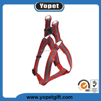Nylon Padded Dog Body Harness For Small Dog