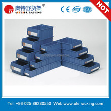 Plastic tool parts storage box spare parts bins plastic bins with dividers
