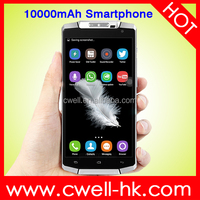 OUKITEL K10000 5.5 Inch Android 6.0 Unique shape Quad core 2GB RAM Mobile phone with the most powerful battery