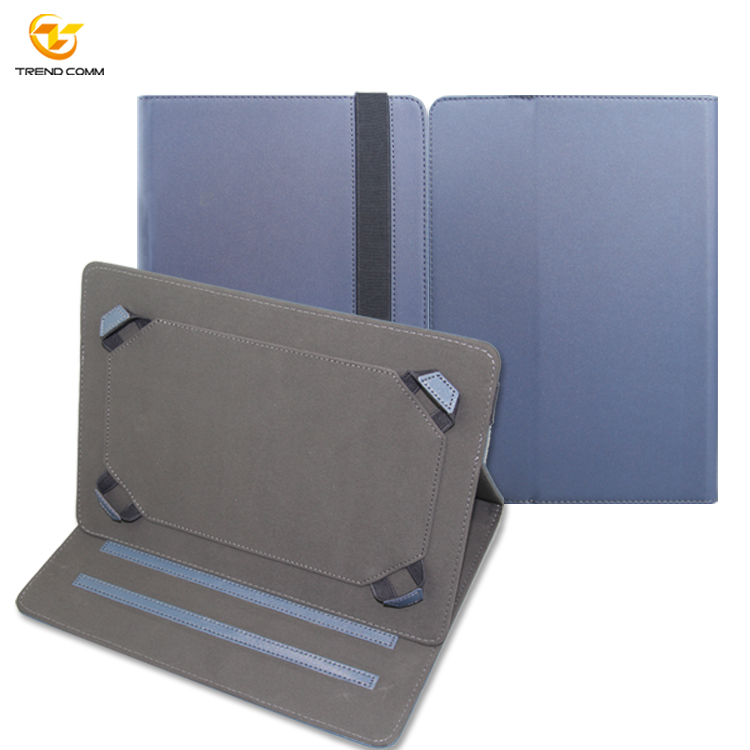 Universal 10 inch matte PU leather protective tablet PC case for <strong>ipad</strong>