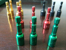 HOT SALE MULTI-COLORED MAGNETIC SOCKET DRILL BITS