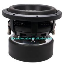 "Made in China 8"" car speaker subwoofer,700W RMS car subwoofer with big motor,competition car subwoofer car audio speaker"