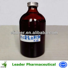 10% oxytetracycline injection animal antibiotic injection medicine