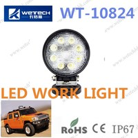 Universal Automobiles Motorcycles 24W Super Bright