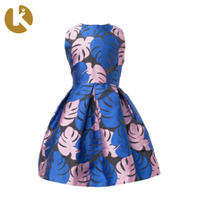 High Discount Wholesale Girl Dress Princess Children Maxi Evening Dress