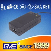CE Approved 24V 5A Li-ion Battery Charger For Electric Bike