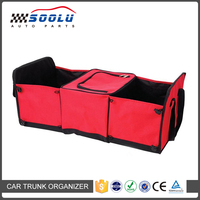 Popular And Fashionable Design Super High Capacity Foldable Waterproof Car Organizer