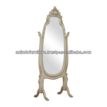 French Cheval Stand Mirror