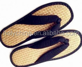hot sale high quality bamboo slippers shoes