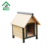 YOCAN China Supplier wholesale wooden dog house