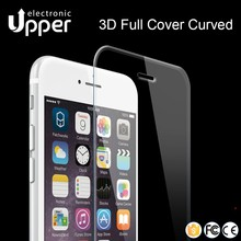 0.33mm promotion ultra thin transparent holographic tempered glass screen protector for iphone 6 oppo r810 s4 wiko