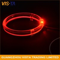 Factory price multi-color 80mm 95mm universal led angel eyes halo ring