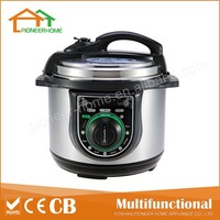 5L High Quality Restaurant Stainless Steel Commercial Pressure Cooker