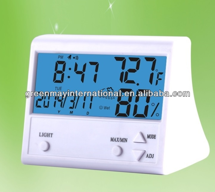 KT-906 LED IN/OUT temperature Digital Thermometer Module