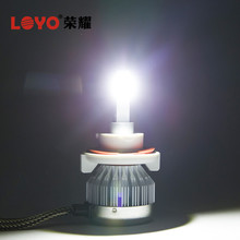 High Quality 36w COB led headlight bulbs H1 H4 H7 H13 9004 9005 9006 9007 880 881