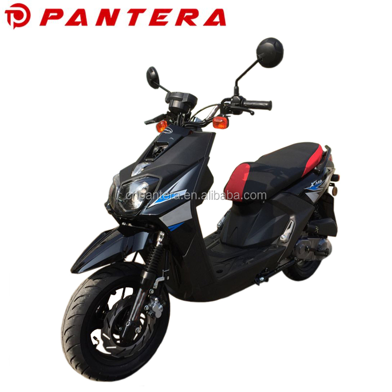 50cc Euro EEC Approval Cheap Motor New Light Weight Scooter