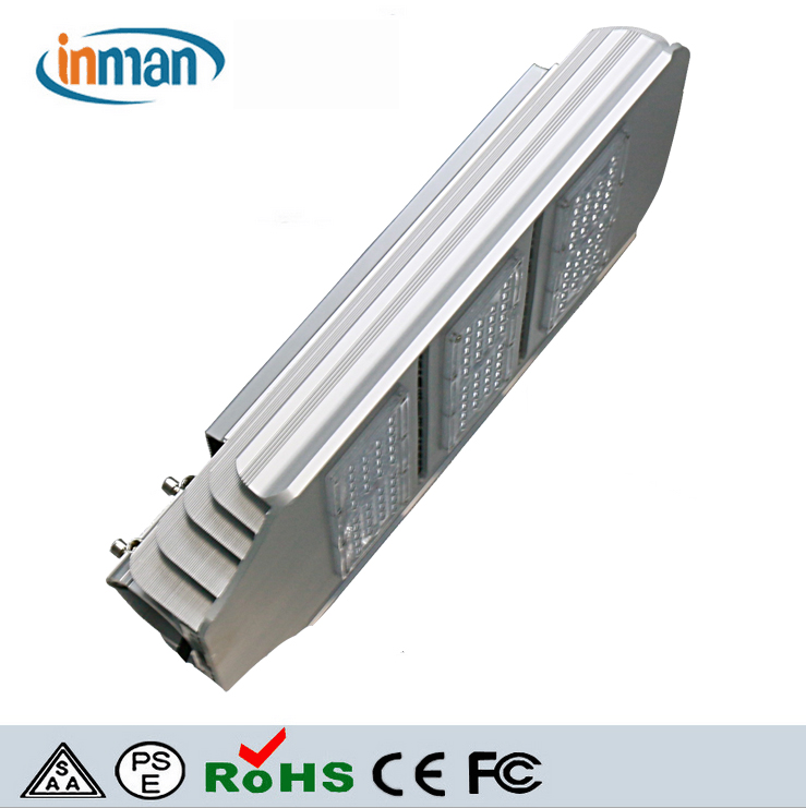 Hot sale powerful waterproof integrated 100w solar led street light price