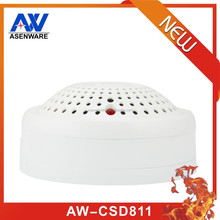 Very hot products Smoke fire alarm Detector for karachi Fire Alarm System, 4 wire 220V smoke alarm sensor