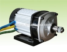 300w brushless dc motot for different kind of electric vehicles