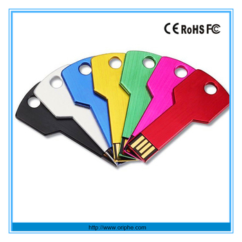 Free sample usb stick with custom logo printing free usb flash metal key