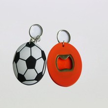 funny designs ABS bottle opener cheap football beer bottle opener