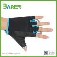 Half finger summer sports riding motorcycle glove racing
