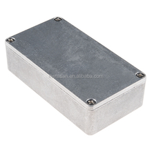 OEM aluminum metal electronic junction box instrument enclosure