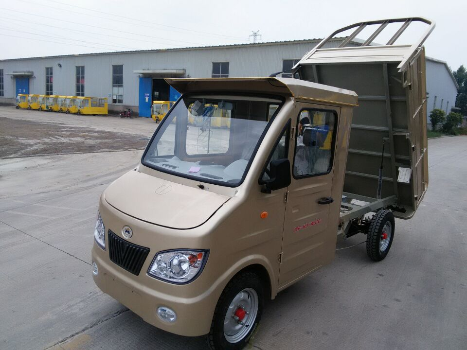 China smart cargo tricycle for heavy duty