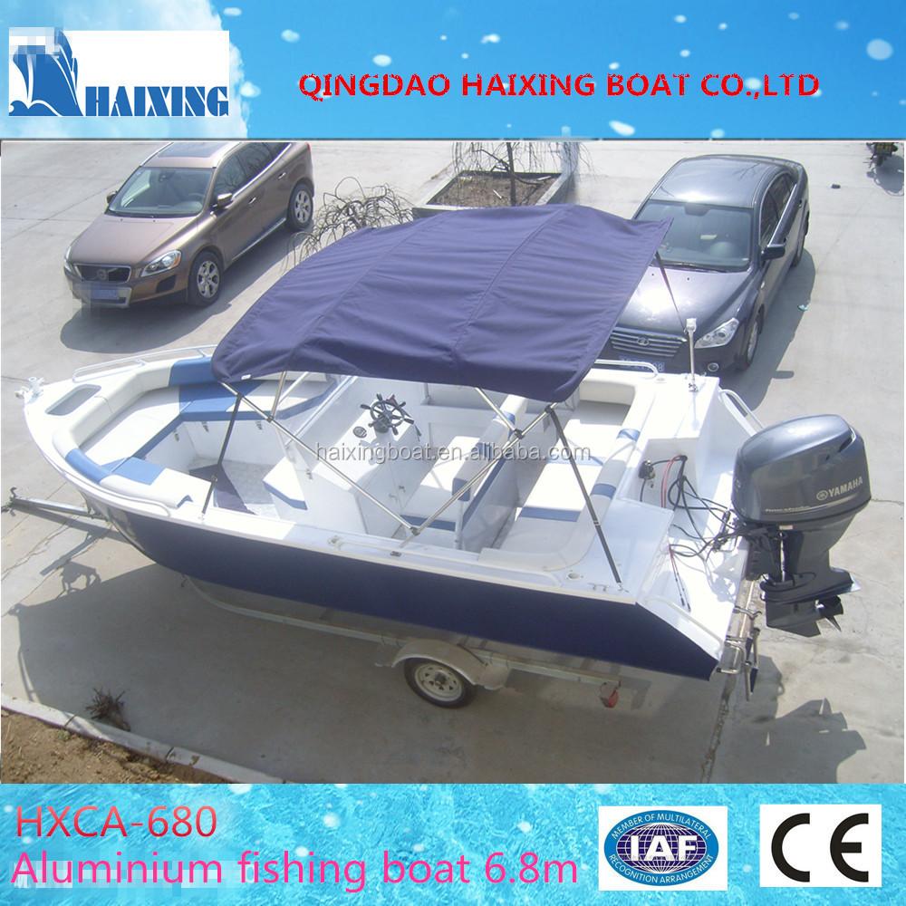 марки алюминиевых лодок
