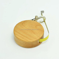 Promotional wooden Measuring Tape