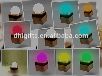 Portable Wireless Mini Special Feature and Portable Bluetooth speaker Passive Type led bulb music