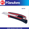 Anti-slip Soft Grip Handle Auto Lock 18mm Cutter Knife