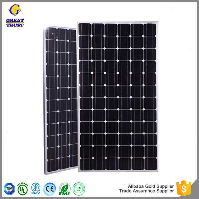 Hot selling 100 watt solar panel 1 watt solar panel panel solar 1000w